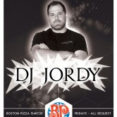 DJ Jordy @ Boston Pizza
