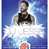 DJ Jesse @ Boston Pizza